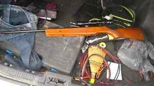 Winchester break down pellet gun 1250