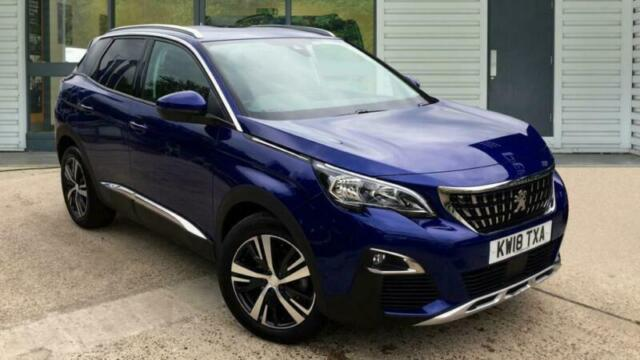 2018 Peugeot 3008 SUV | in Wimbledon, London | Gumtree