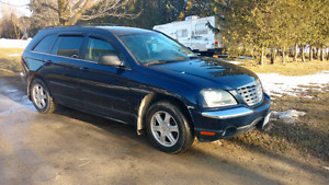 2006 chrysler pacifica CERTIFIED