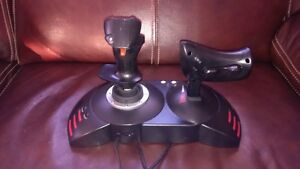 ~~Awesome Accessories ~~Thrustmaster T-Flight Hotas X