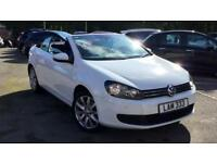 2012 Volkswagen Golf 2.0 TDI BlueMotion Tech SE DSG Automatic Diesel Cabriolet