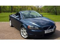 Volvo C70 2.4 D5 Geartronic 2008MY SE Lux BARENTS BLUE PEARL