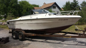 Looking for SUV or Pick up to Trade for this Boat ASAP