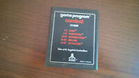 Jeu atari Game Program Combat