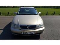 2002 Vauxhall Omega 2.2i 16v auto CD FULL SERVICE