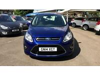 2014 Ford Grand C-Max 2.0 TDCi Titanium 5dr Powershi Automatic Diesel Estate