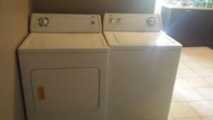 Washer and dryer for sale 200$
