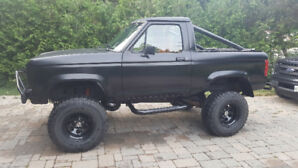 1988 Ford Bronco II Convertible