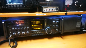 Icom IC-781 HF Transceiver Ham Radio