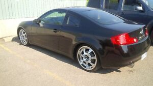 2004 Infiniti G35 Coupe/ Trade for??