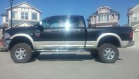 "2010 DODGE RAM 3500 LARAMIE DIESEL 6"" LIFT FINANCING *79KMS*"