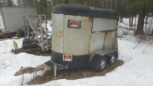 Need gone asap 2 Horse trailer and float trailer for sale