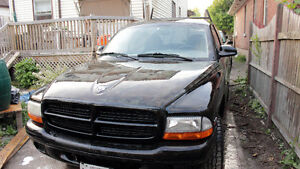 1998 Dodge Dakota Coupe (2 door) 219'000K!!! 1300$ OBO