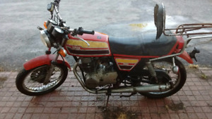 Reduced! 1976 Xs360 parts/project bike