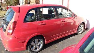 2003 Suzuki Aerio SV Wagon