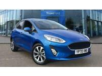2020 Ford Fiesta TREND With SYNC3 DAB Navigation Manual Hatchback Petrol Manual