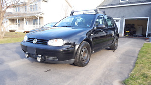 2006 golf TDI + parts car