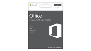 Microsoft Office 2016 Home & Student for MAC