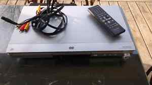 Panasonic DVD player S-35, wires and remote Kingston Kingston Area image 1