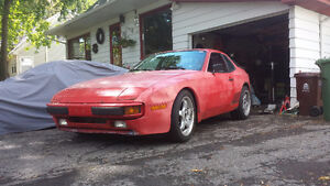 1987 Porsche 944 NA Road Legal Track Car+ Engine reseal oct'16