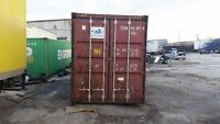 Used Storage & Shipping Containers - Perfect Storage Space!