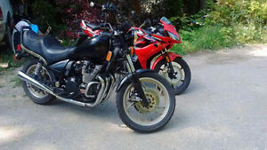 2 bikes for sale or trade