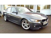 BMW 3 SERIES 2.0 320d M SPORT (grey) 2013