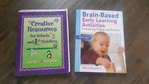 Early childhood Activity books.