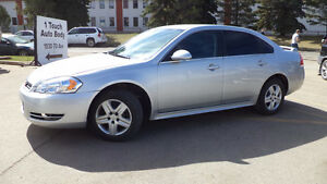 11 Impala - 4 door - auto - LOADED - A/C - ONLY 105,000KMS Edmonton Edmonton Area image 1