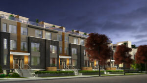 BRAND NEW 2 STOREY TOWNHOME IN SOUTH MISS! LARGEST UNIT AVAIL