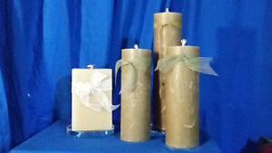 Refillable  Candles