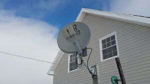 Satellite system for sale