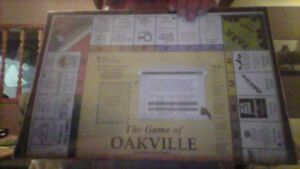 Oakville Monopoly! Board Game!