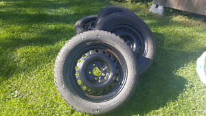 Michelin X Ice 225/55/R17 Studless
