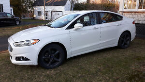 2013 Ford Fusion SE Sport, AWD, 2.0 Ecoboost, $14,250