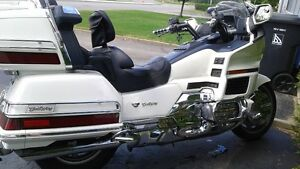 Moto Honda GL Goldwing