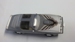 1979 Firebird Trans Am die cast 1:43 scale