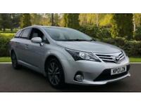 2013 Toyota Avensis 2.0 D-4D TR 5dr Manual Diesel Estate