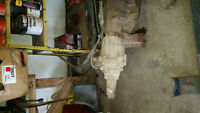 1995 auto tranny and transfer case out of a diesel