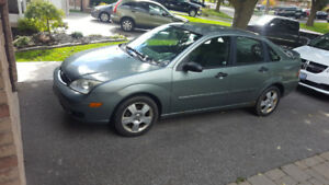 2005 Ford Focus Sedan for sale (as is)