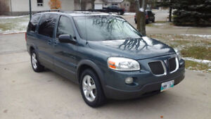 2005 Pontiac Montana SV6 Ext - Fresh Safety - Low Kms - ON HOLD