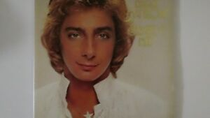 disque vinyle Barry Manilow- Greatest Hits
