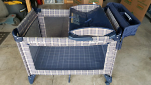 Graco 3 way pack and play baby playpen