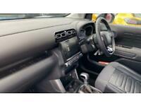 2017 Citroen C3 Aircross 1.2 PureTech Feel EAT6 (s/s) 5dr Auto SUV Petrol Automa