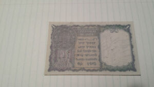 Old world notes
