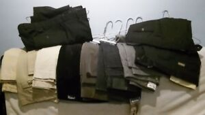 Men's Pant's Dress and Casual  Lot Of 10