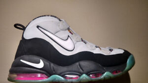 Nike Air Max Uptempo Spurs 2015