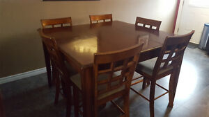Pub style table for sale