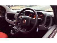2016 Fiat Panda 1.2 Pop 5dr Manual Petrol Hatchback
