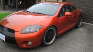 2006, V6 3.8 GT Eclipse, 6 Speed manual